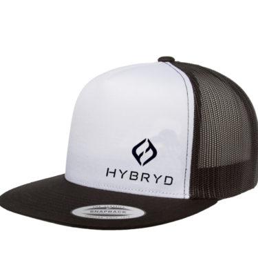 Hybryd trucker snapback