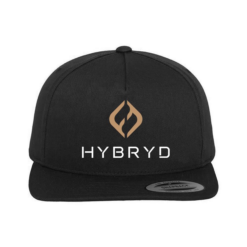 Hybryd 5 panel snapback