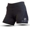 Hybryd R1 Fitness Short - Black