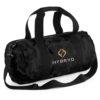 Hybryd Black Camo Bag