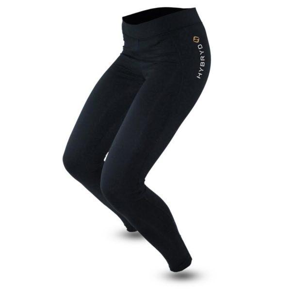 Hybryd Black fitness Pant