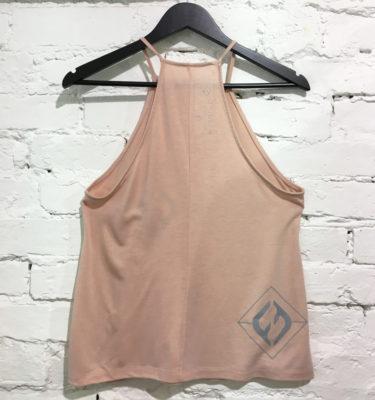 Hybryd Trap Vest - Peach