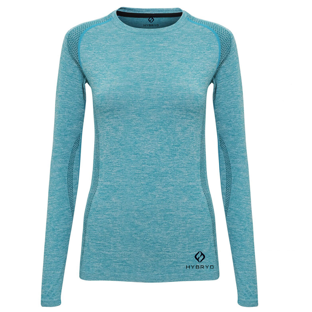 Hybryd Hyform Perfomance Top - Turquoise