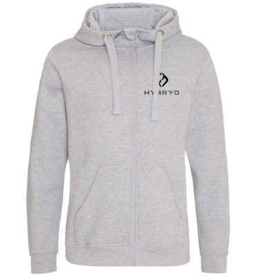 Mens Atlantic Hood - Grey