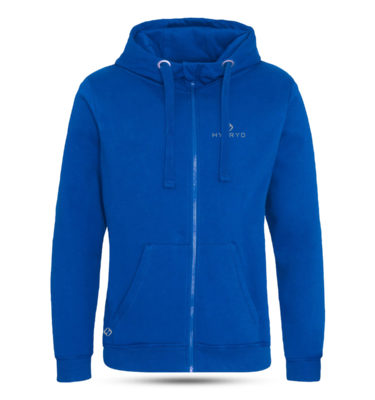 Mens Atlantic Hood - Cobalt Blue