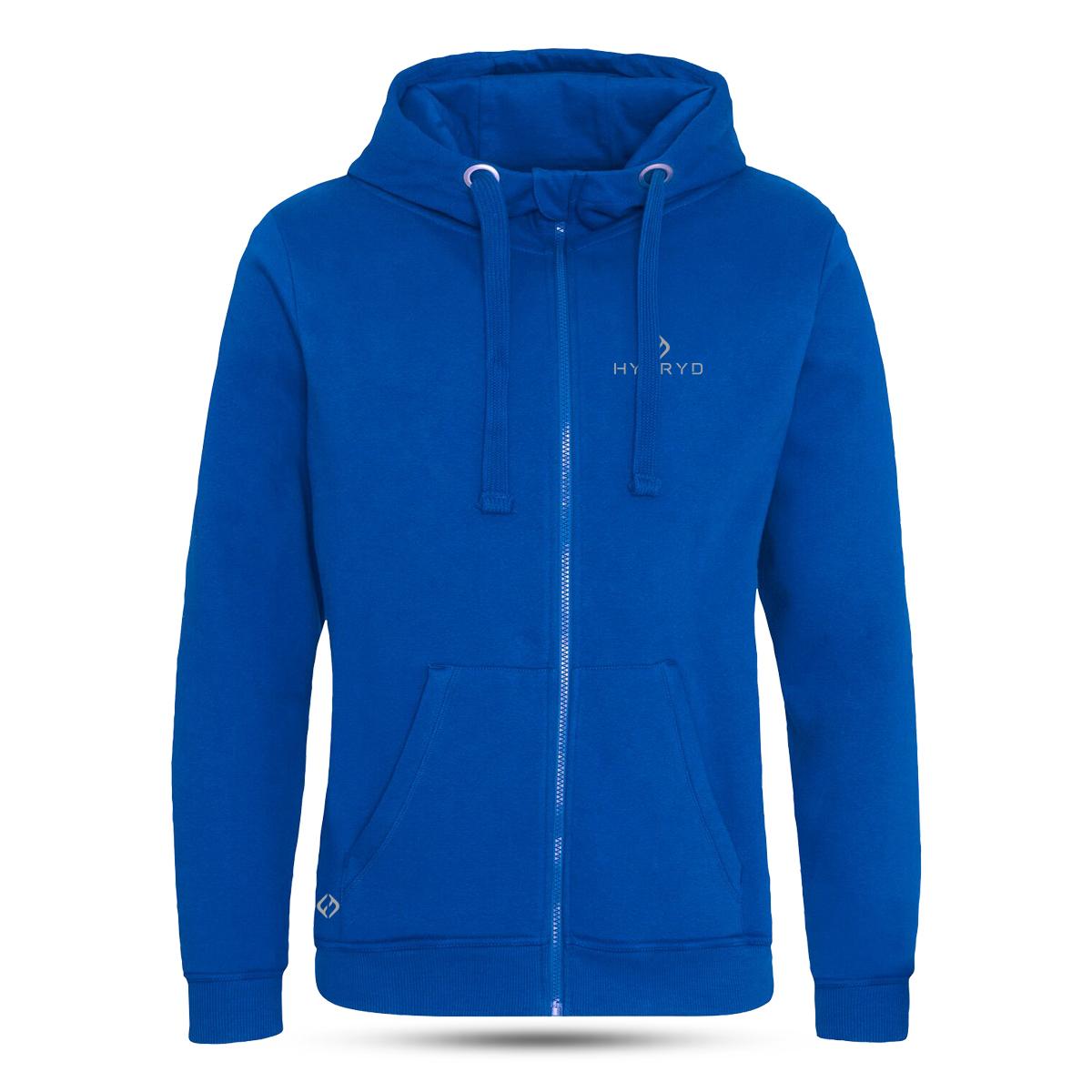 Mens Atlantic Hood - Cobalt Blue
