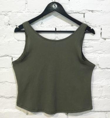Hybryd Strong Tank - Olive
