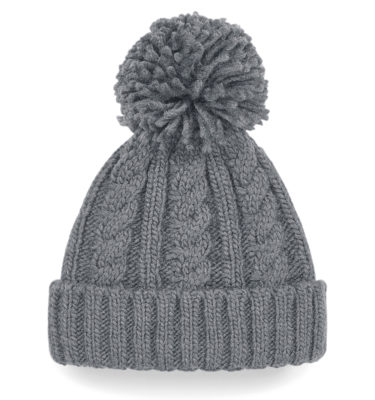 HyCable Knit Beanie - Grey