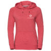 Hybryd Ladies Icon Pullover Hood - Heather Red