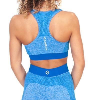 Hybryd Matrix Sports Bra - Sapphire