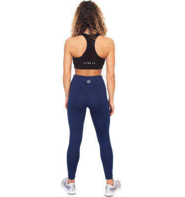 Hybryd Halo Legging - Navy