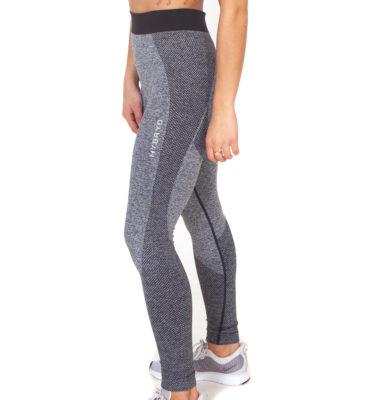 Hybryd Matrix Legging - Grey