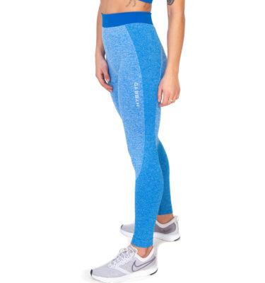 Hybryd Matrix Legging - Sapphire