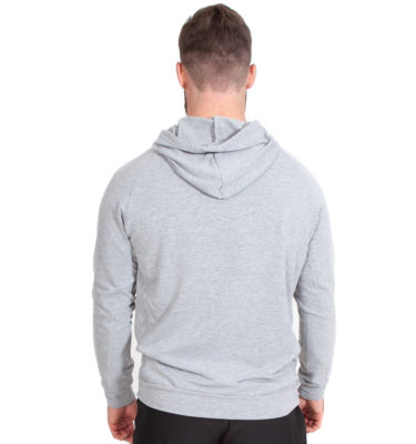Mens Stretch Hoody - Navy