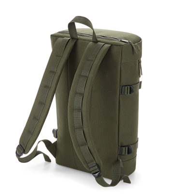 Hybryd Utility Backpack - Olive