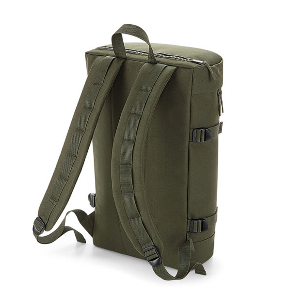 Hybryd Utility Backpack - Olive