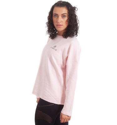 Womens Comfort Crew - Pink