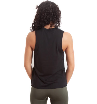 Hybryd Finest Tank - Black