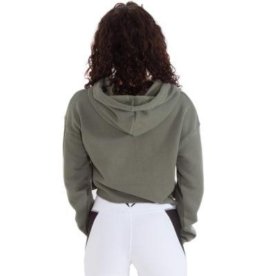 Hybryd Generation Crop Hood - Olive