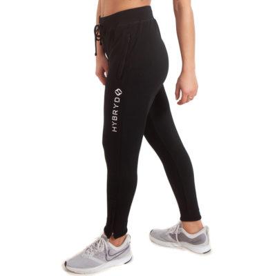 Hybyrd Womens Track Jogger - Black
