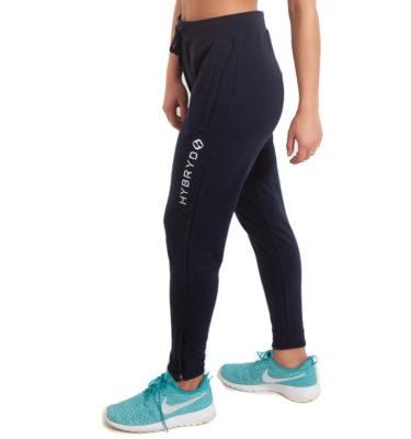 Hybyrd Womens Track Jogger - Navy