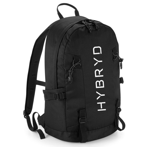 Hybryd TAC Backpack - Black