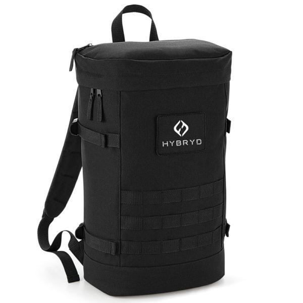 Hybryd Utility Backpack - Black