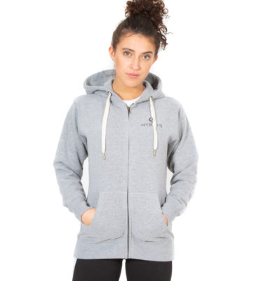 Hybryd Eco Hood - Grey