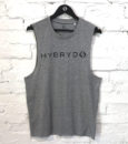 Hybryd Sleeveless Tank - Grey