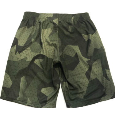 Hybryd Rebel X Short - Camo
