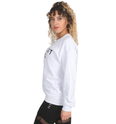 Hybryd GLT Ladies Crew - Grey