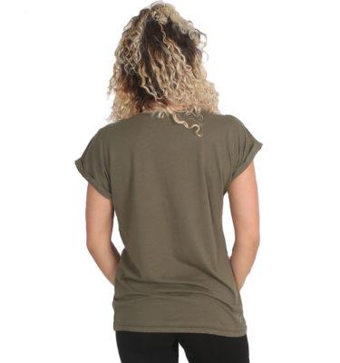 Hybryd GLT T Shirt - Olive