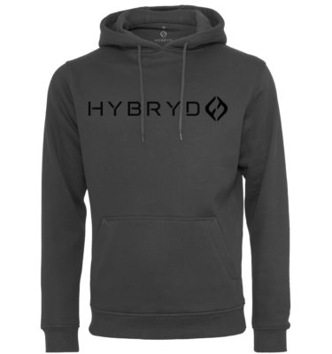 Mens Lynx Hoody - Black