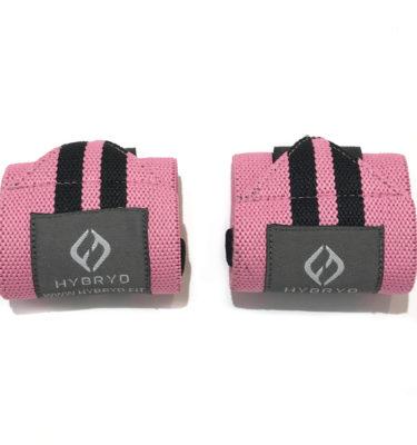 Hybryd Wrist Supports - Pink