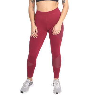Only Play Audrey Legging 7/8's - Beet Red