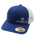 Hybryd Icon Trucker Snapback - Royal