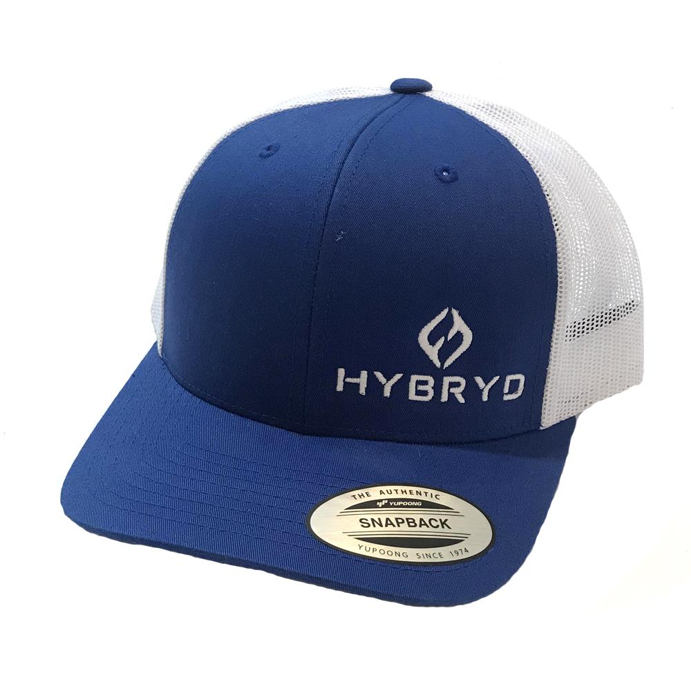 Hybryd Icon Trucker Snapback - Royal