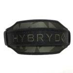 Hybryd Camo Weight Lifting Belt