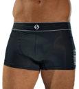 Hybryd Boxer Shorts - Black