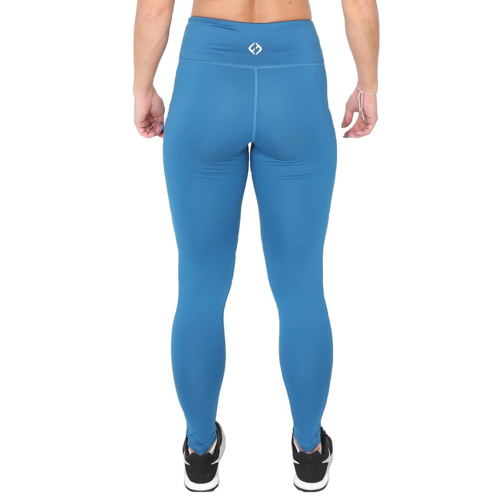 Hybryd Halo Legging - Azure Blue