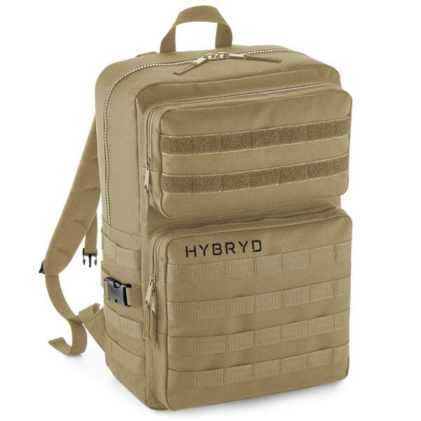 military backpack sand