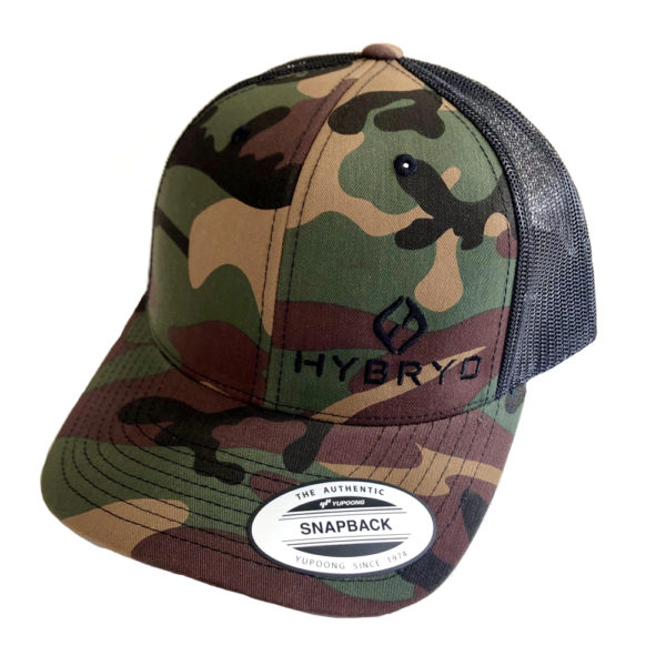 Hybryd Icon Trucker Snapback - Camo
