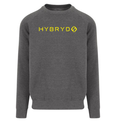 Hybryd Large icon Crew - Charcoal