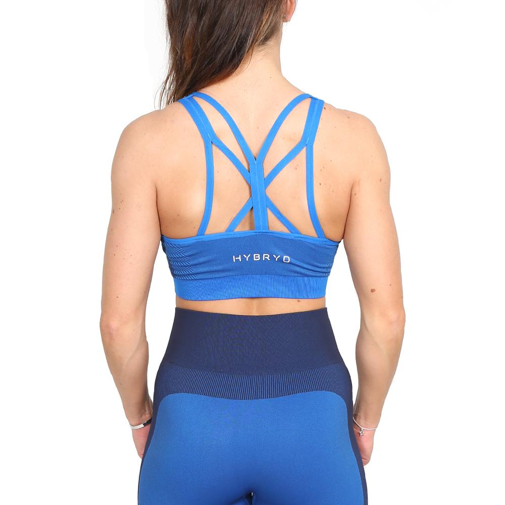omega bra-3 blue