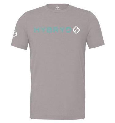 Hybryd Premium Large Icon T - Storm Grey