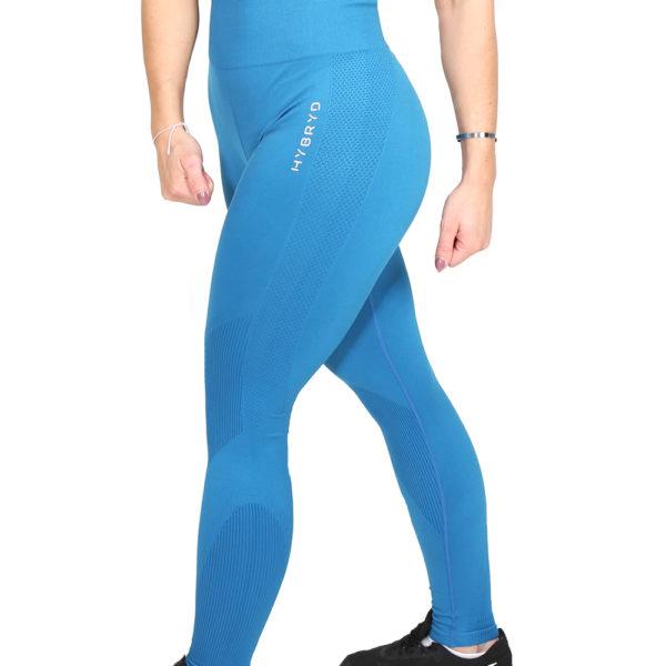 Hybryd Zenith Legging - Azure