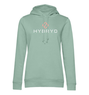 Hybryd Eco Pullover Hood - Mint