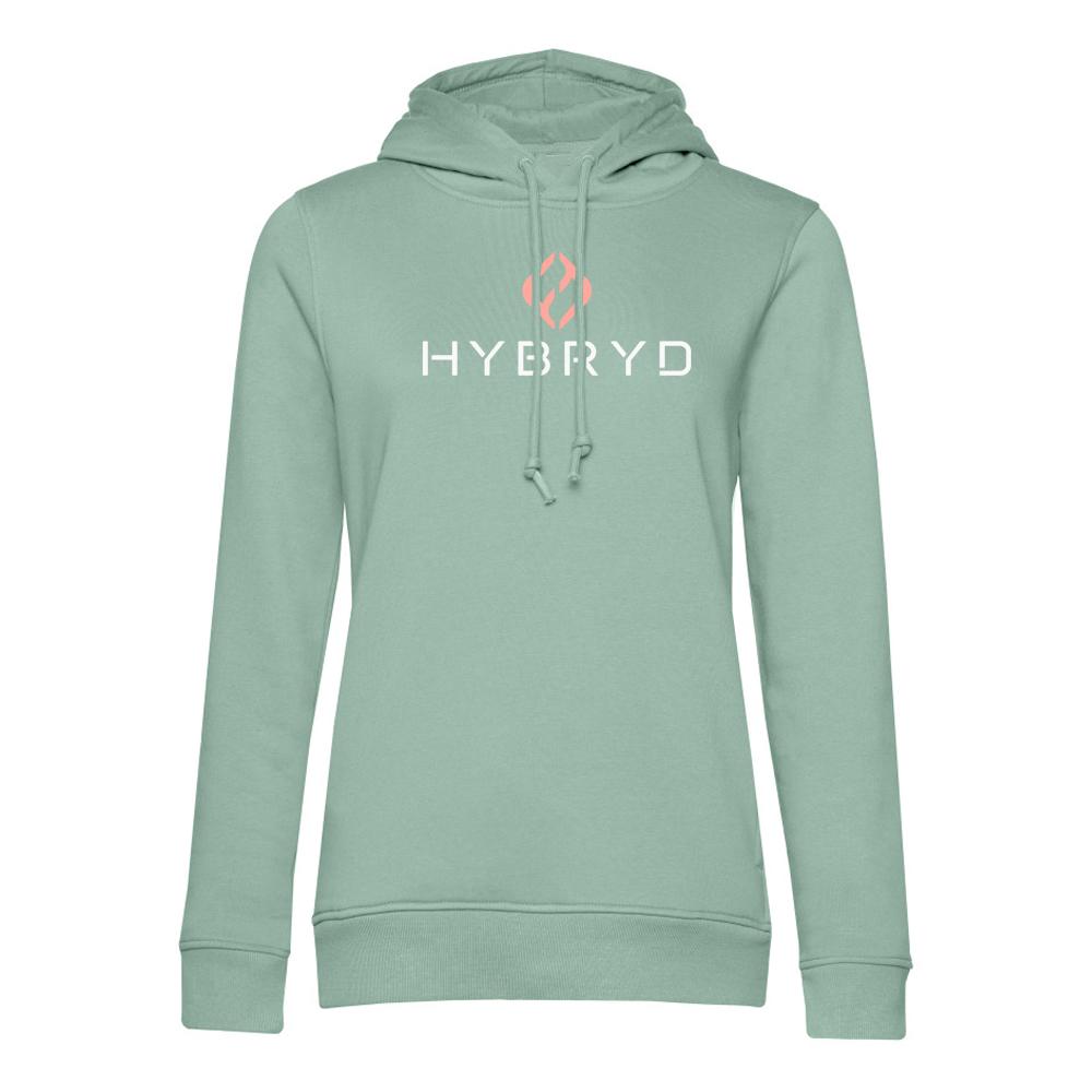 Hybryd Eco Pullover Hood - Mint