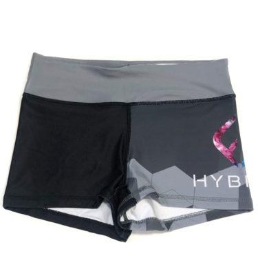 Hybryd Valhalla Booty Short - Vapor Hex