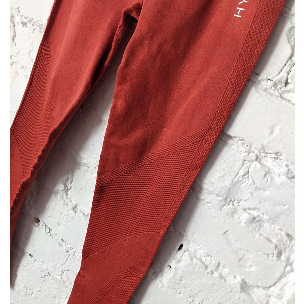 Hybryd Zenith Legging - Rust